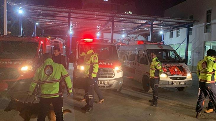 Deprem bölgesine takviye kurtarma ekipleri gönderiliyor