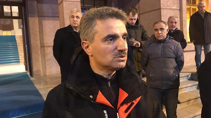 Malatya Valisi Baruş: Okullarımızı vatandaşlarımızın geçici barınması için açtık