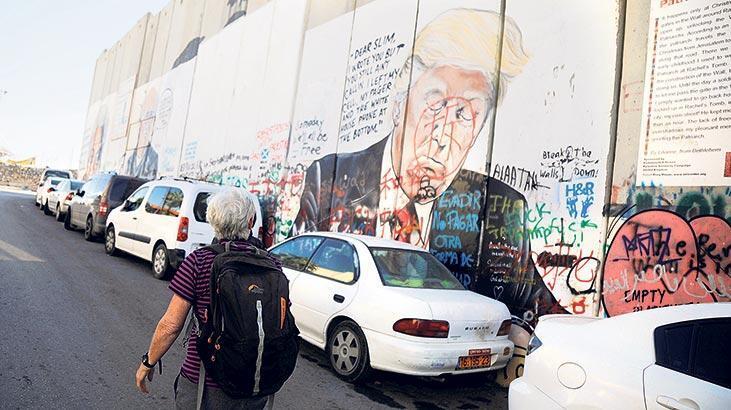 İsrail'e 'Yüzyılın Anlaşması' jesti!