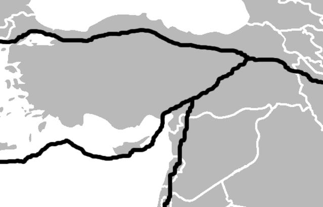 Doğu Anadolu Fay Hattı nerelerden ve hangi illerden geçiyor? Deprem şehirleri ve haritası...