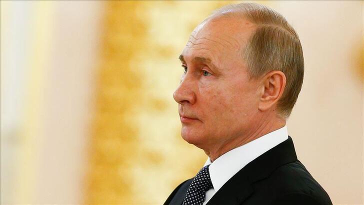 Putin, Cumhurbaşkanı Erdoğan'a taziye mesajı gönderdi