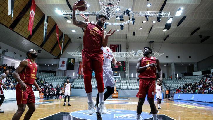 Bahçeşehir Koleji-Galatasaray Doğa Sigorta: 92-71