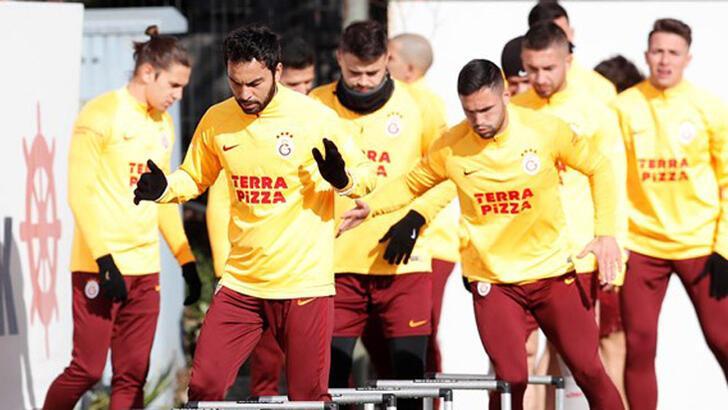 İşte Galatasaray'ın Konyaspor kadrosu
