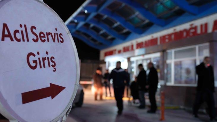 Konya'da Çinli kadın turist 'coronavirüs' şüphesiyle karantina altına alındı