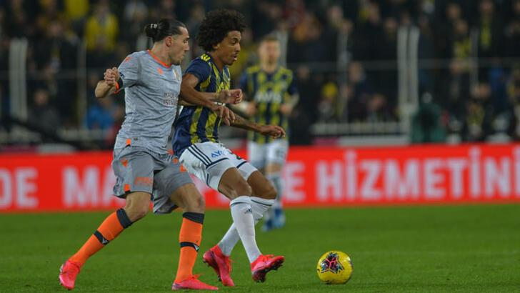 Fenerbahçe Başakşehir: 2-0