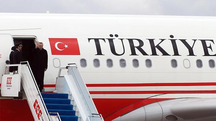 Cumhurbaşkanı Erdoğan, Cezayir, Gambiya ve Senegal'e gidiyor