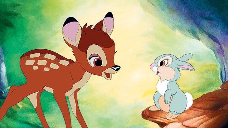 'Bambi' ormanına geri dönüyor