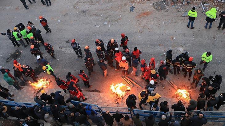 AFAD, Elazığ'daki son durumu paylaştı