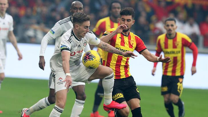 Göztepe-Beşiktaş: 2-1