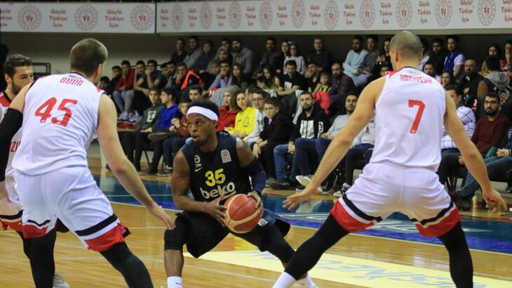 Gaziantep Basketbol: 81 - Fenerbahçe Beko: 70