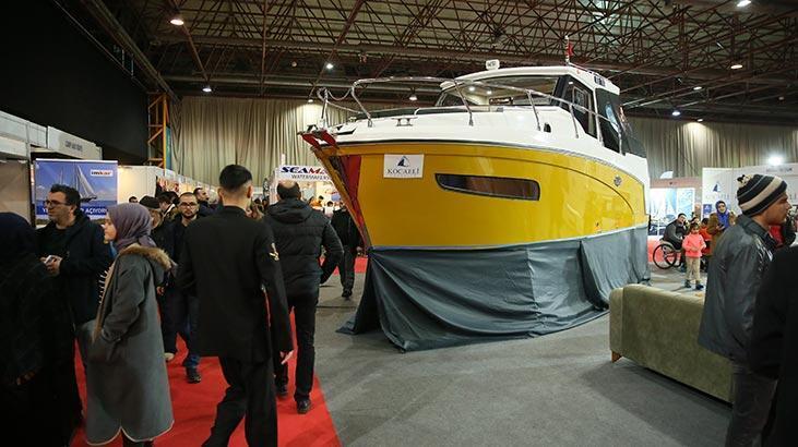 Marmara Boat Show'a  24 bin ziyaretçi geldi