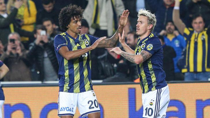Luiz Gustavo: 'Rodriguez, Fenerbahçe'yi sordu'