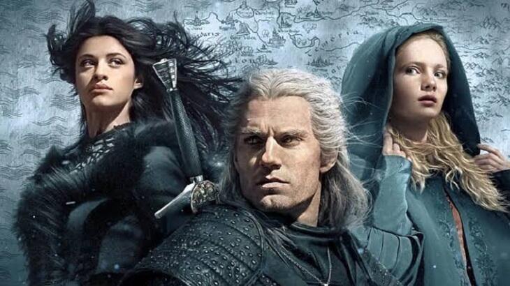 The Witcher dizisinin albümü Spotify'daki yerini aldı!