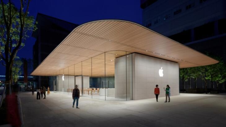 Apple Türkiye'de Avrupa'nın en büyük mağazasını açıyor!
