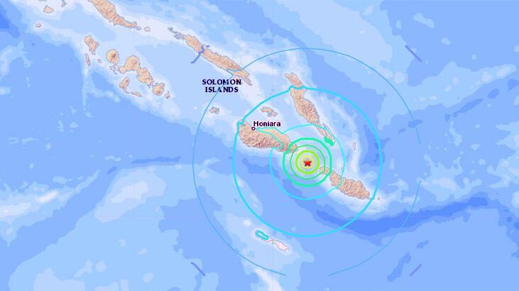 Son dakika... Dev fay hattında 6.3 büyüklüğünde deprem