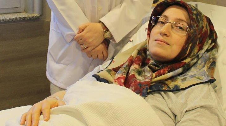 Karın ağrısı şikayetiyle hastaneye gitti hayatının şokunu yaşadı!