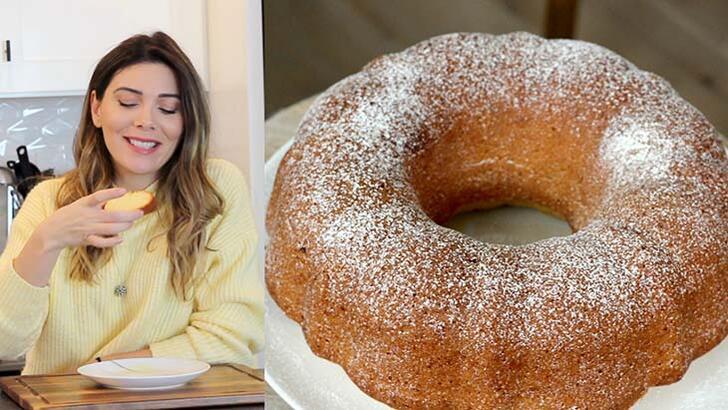 Sodalı pamuk kek tarifi | Sodalı pamuk kek nasıl yapılır?