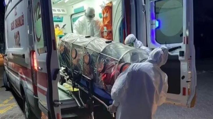 Son dakika... Çin'den dönen iş adamına coronavirüs şüphesiyle tetkik!