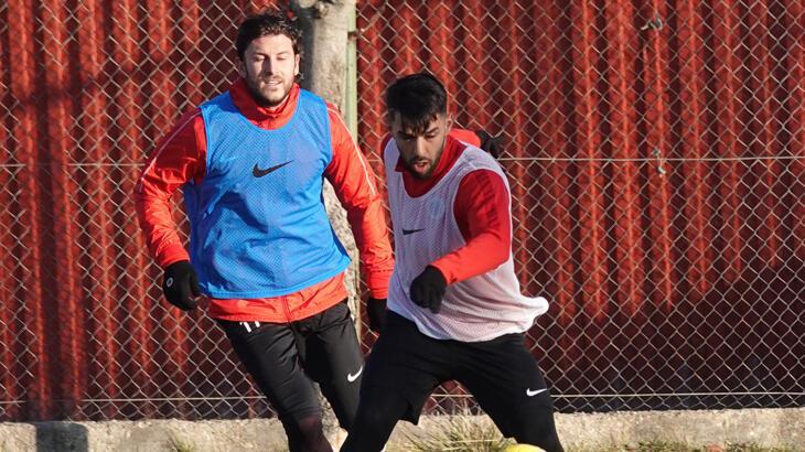 Gençlerbirliği, Medipol Başakşehir maçının hazırlıklarını sürdürdü