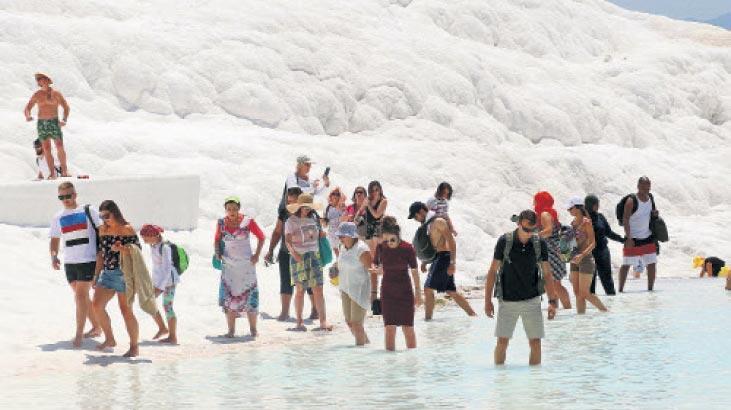'Hedef, 3.5 milyon ziyaretçi'