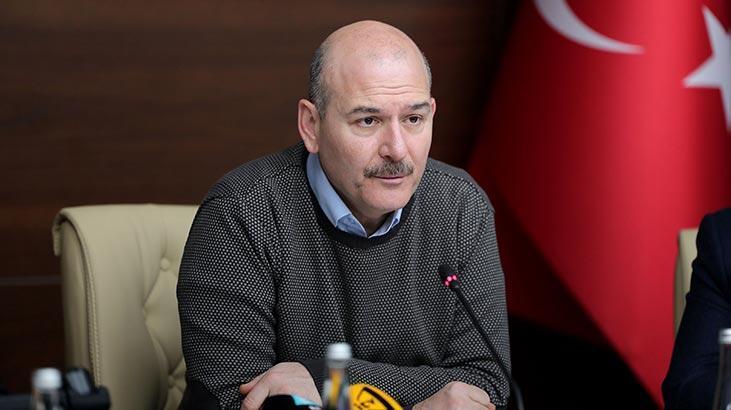 Bakan Soylu, HDP'li belediyelerindeprem yardımlarının engelledi iddialarınıyalanladı