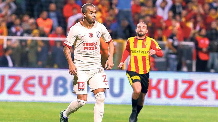 Galatasaray'da Mariano kaldı
