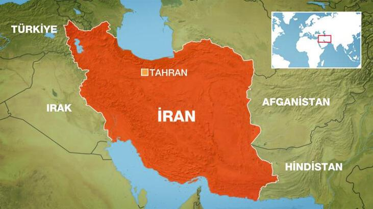 İran'da otobüs devrildi