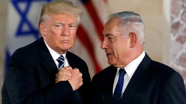 İsrail duyurdu! Trump'tan Netanyahu'ya 'Yüzyılın Anlaşması' uyarısı