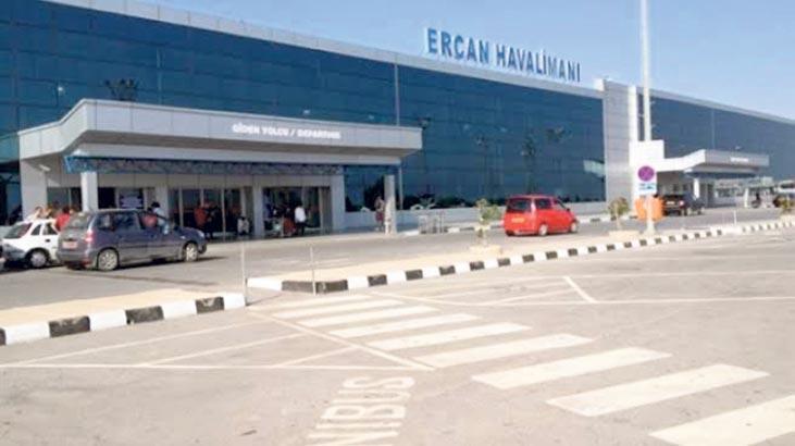 Ercan'a termal kamera odası kuruluyor