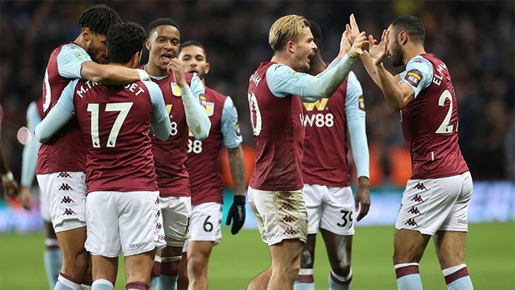 Aston Villa-Leicester: 2-1