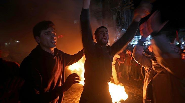 Gazze greve gidiyor
