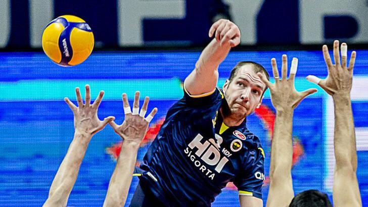 Fenerbahçe HDI Sigorta'nın rakibi Trentino Itas