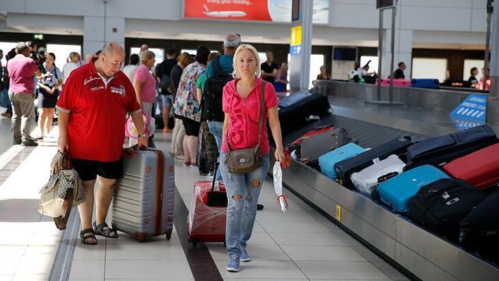 Rus turistler, tatil için Çin yerine Türkiye'yi tercih etmeye başladı