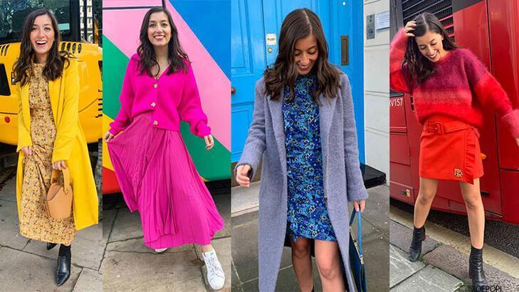 Renkli giymenin mutluluk üzerindeki etkisi
