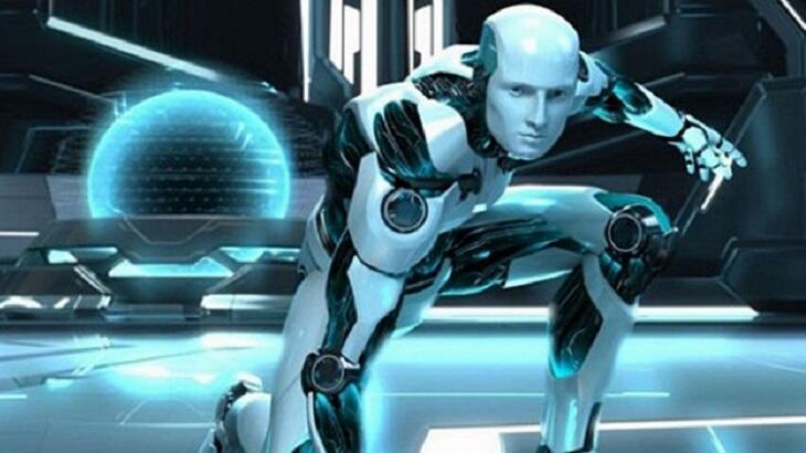 Robotlar da Artık Hissedecek!