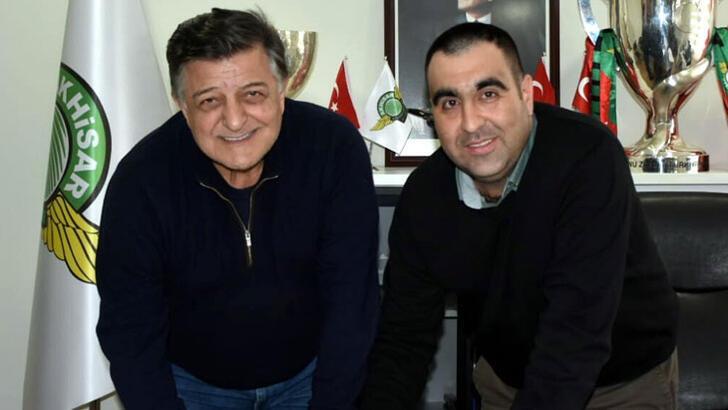 Son dakika | Akhisarspor, Yılmaz Vural'ı resmen açıkladı!