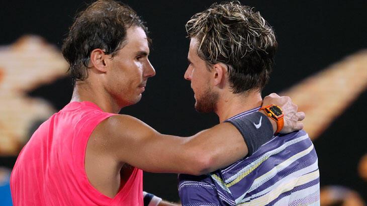 Nadal, Avustralya Açık'ta yarı finali göremedi