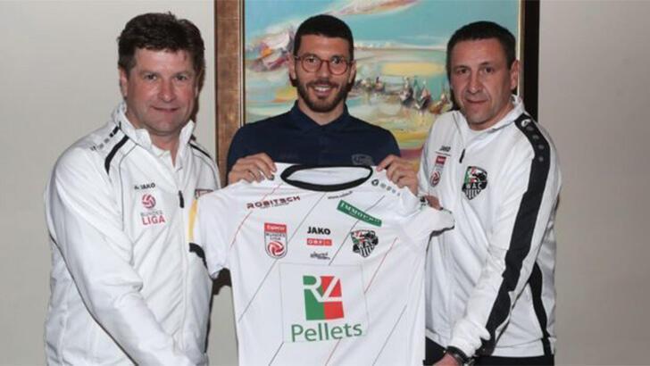 Son dakika transfer haberleri | Başakşehir, Jojic'i kiralık gönderdi