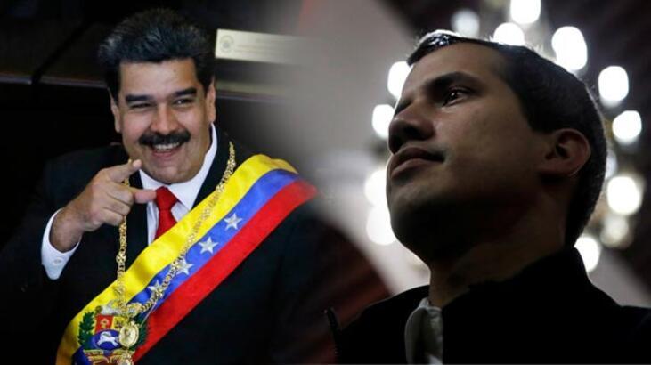 Maduro Kolombiya'yla dalga geçti: Merlano'nun iadesini Guaido'dan isteyecekmiş