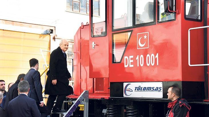 Yerli YHT Eskişehir'de üretilecek