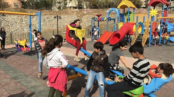 Ombudsman çocukların park sorununu çözdü
