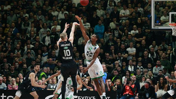 Partizan NIS: 69 -  Darüşşafaka Tekfen: 57
