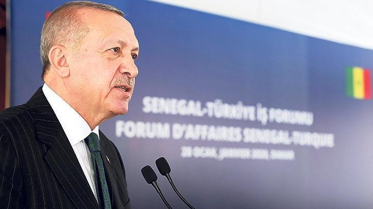 Cumhurbaşkanı Erdoğan'dan ABD'nin planına tepki: Barışa ve çözüme  hizmet etmeyecek