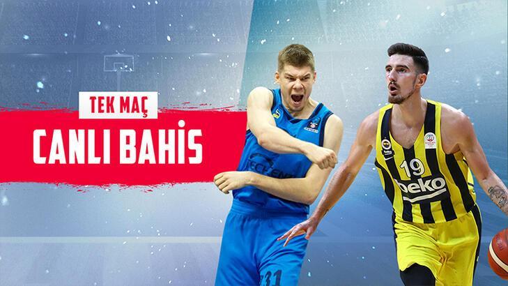 Fenerbahçe Beko - Alba Berlin maçı canlı bahis heyecanı Misli.com'da