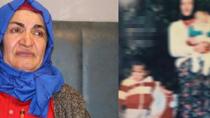 Birlikte yaşadığı adam başka bir kadına kaçtı! 35 yıldır çocuklarını arıyor