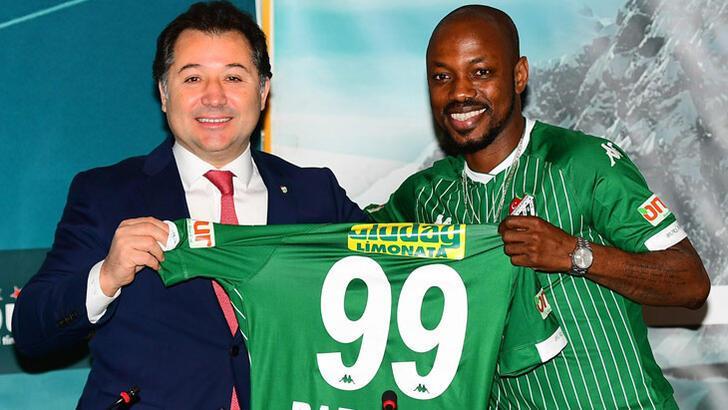 Son dakika transfer haberleri | Sivasspor, Traore'yi Bursaspor'a kiraladı...