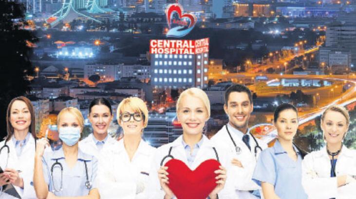 Central Hospital dünyaya açılıyor