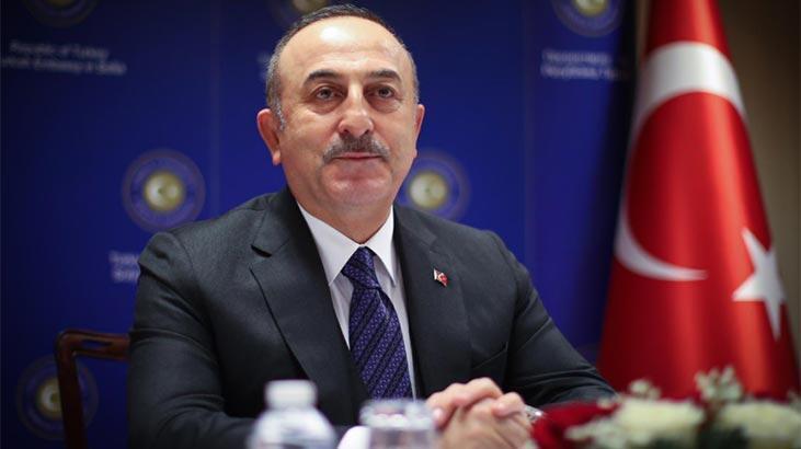 Bakan Çavuşoğlu, Bulgaristan'da temaslarda bulundu