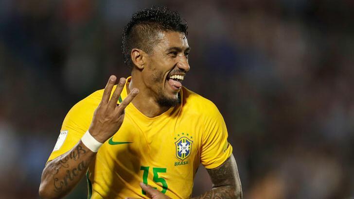 Çin takımı Guangzhou Evergrande'in yıldızı Paulinho: 'İyi durumdayız'