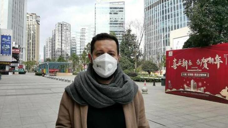Çin'de son durum? 'Koronavirüs'ün ortaya çıktığı kentte yaşayan Türk oyuncu konuştu